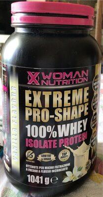 Extreme pro- shape 100% whey - Prodotto - it
