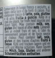 Pâte de noix vertes confites - Ingrediënten - fr