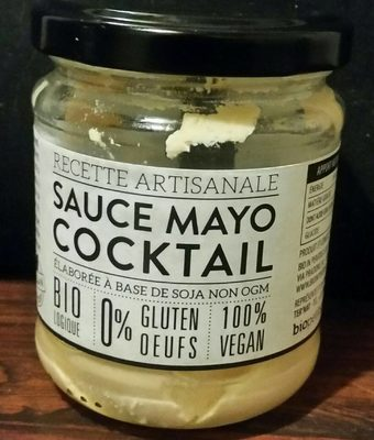 Sauce mayo cocktail - Product - fr