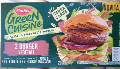 Green cuisine - Produit - it