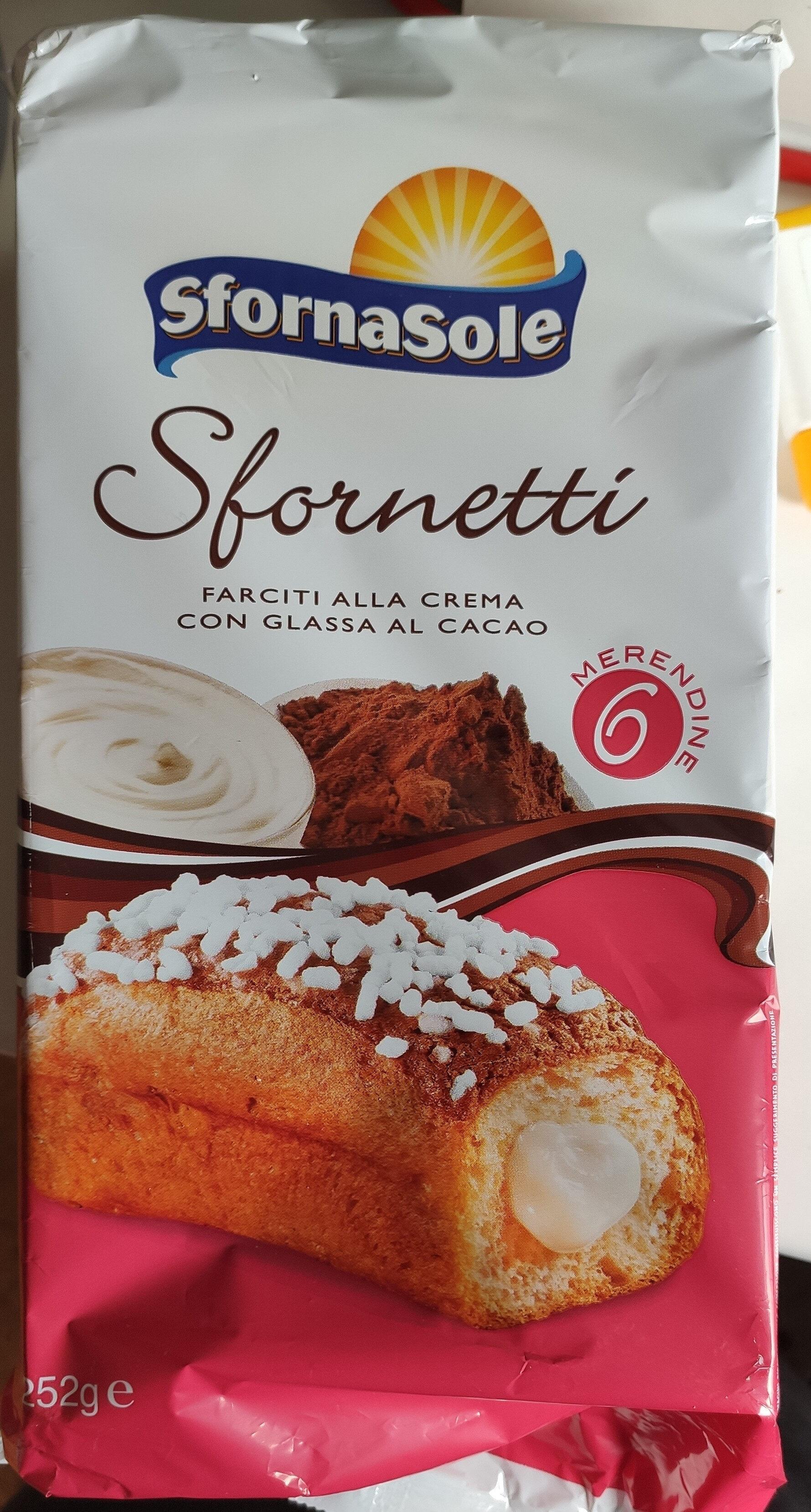Sfornetti - Produit - it