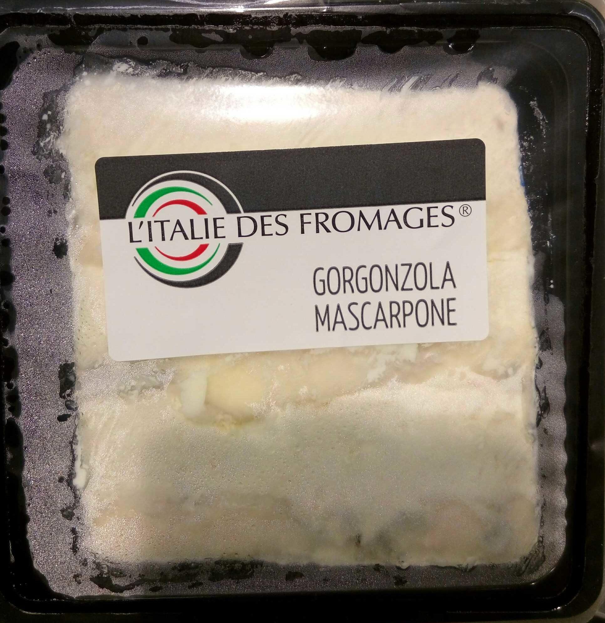 Gorgonzola Mascarpone - Produit