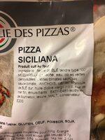 Pizza Regina - Ingrediënten - fr