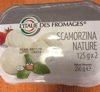 Scarmozina nature - Produit - fr