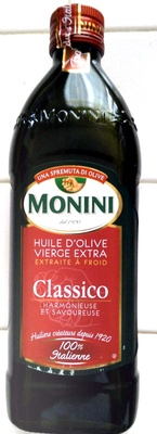 Huile d'olive vierge extra - Prodotto