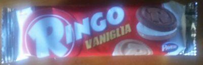 Ringo Vaniglia - Prodotto