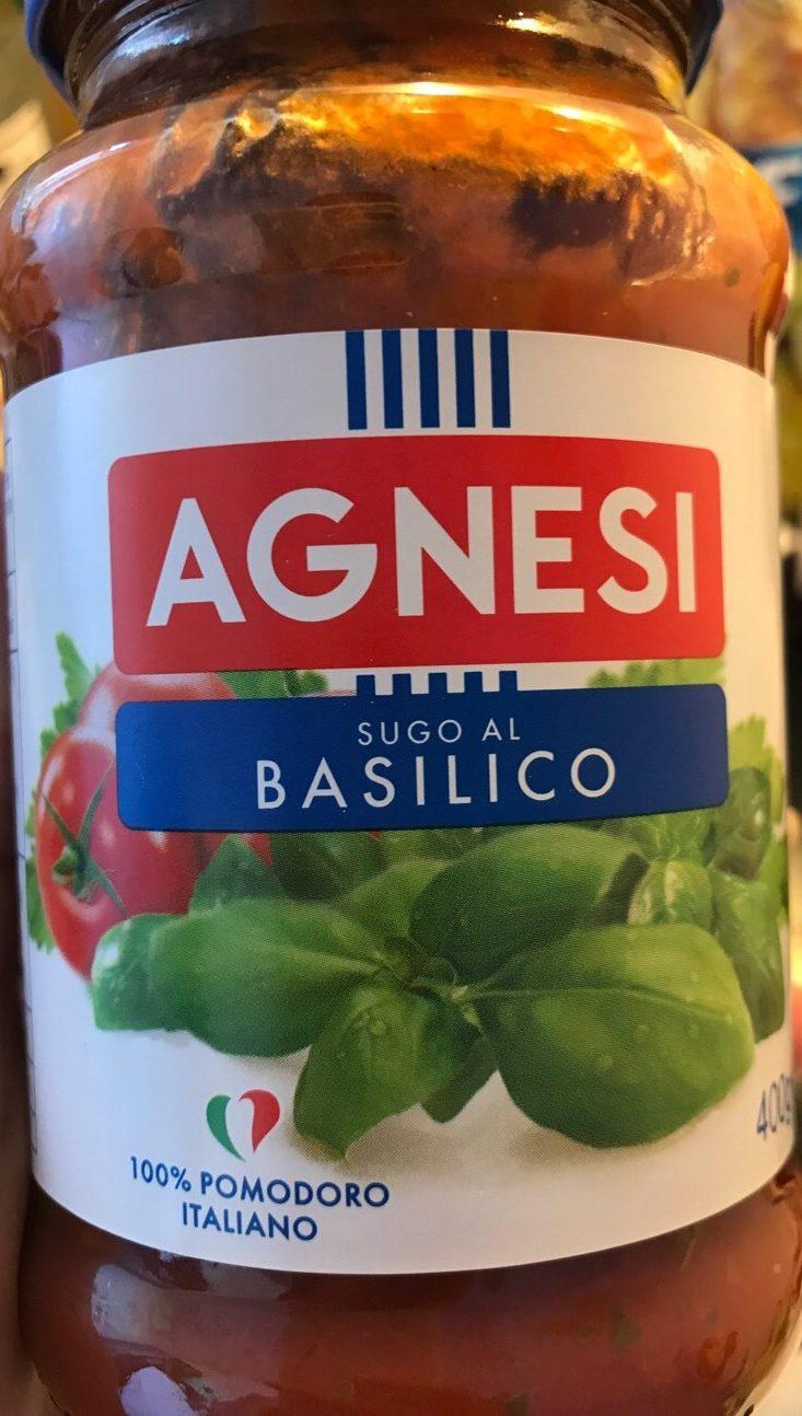 Sugo al Basilico - Producto