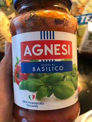Sugo al Basilico - Produkt