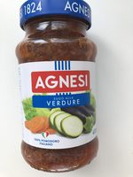 Agnesi Verdure - Produit