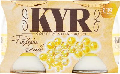 Kyr Yogurt Pappa Reale x - Produit - it