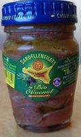 Sardellenfilets - Produkt