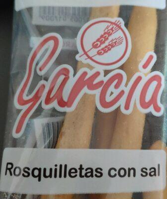 Rosquilletas Garcia - Producte - es