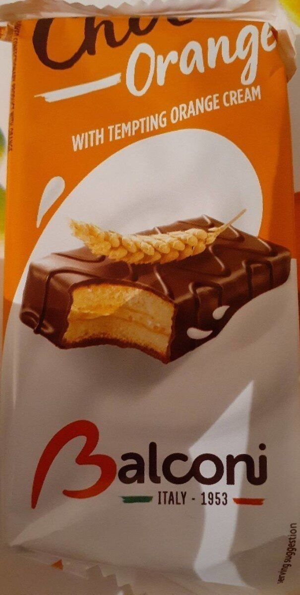 Choco-Orange - Product - en