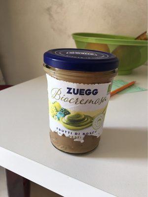 Zuegg Confettura Bio Frutti Di Bosco GR 250 - Product