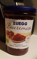 Biocremosa fragole - Product