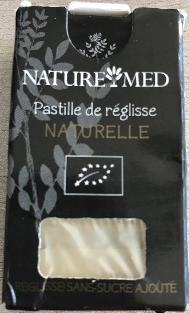 pastille de réglisse naturelle - Product - fr