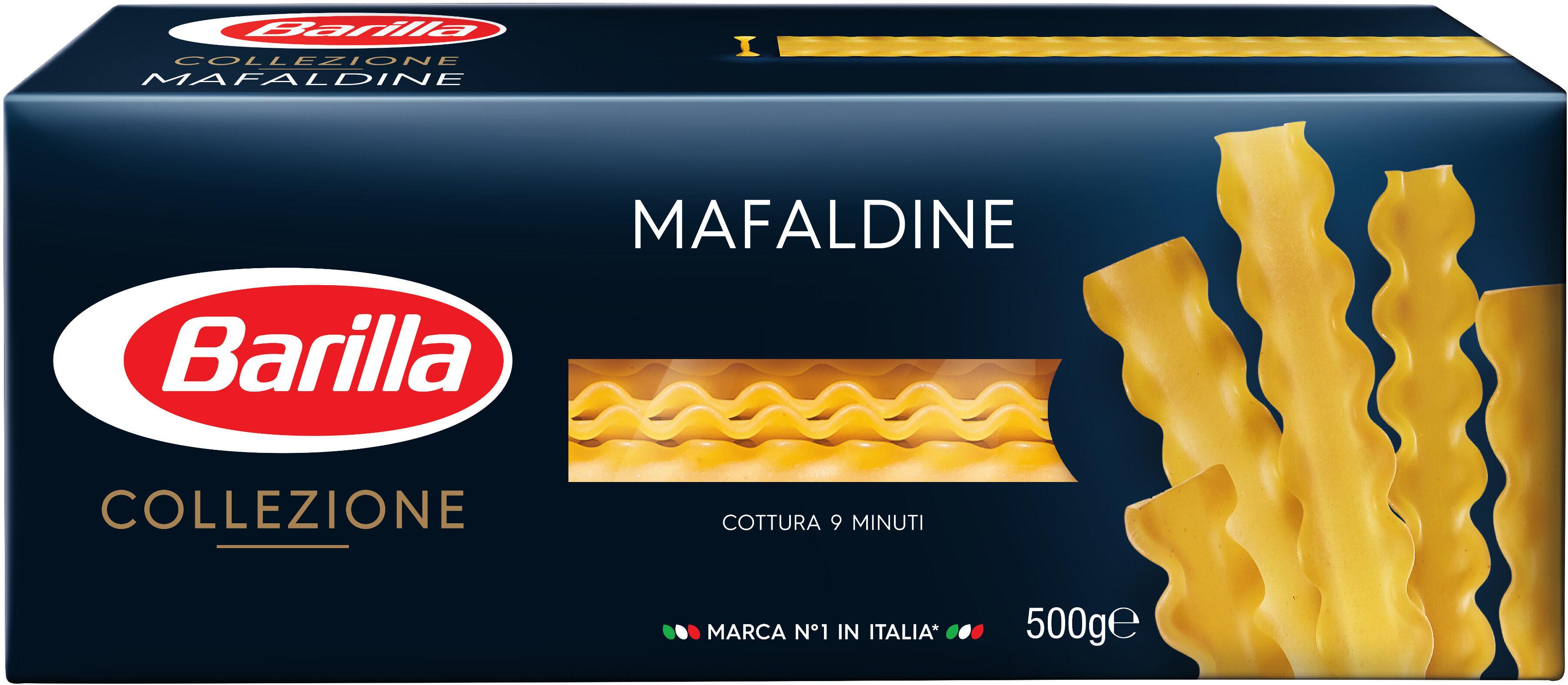 Barilla pates collezione mafaldine - Produkt - fr