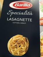 Lasagnette - Prodotto