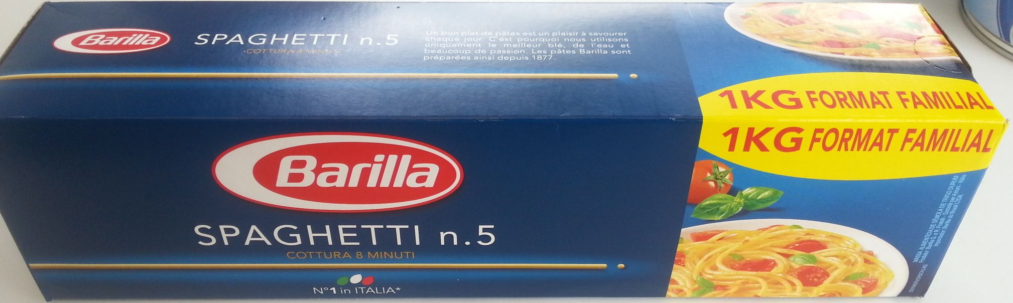 barilla spa 8 Barilla holding spa company research & investing information find executives and the latest company news.