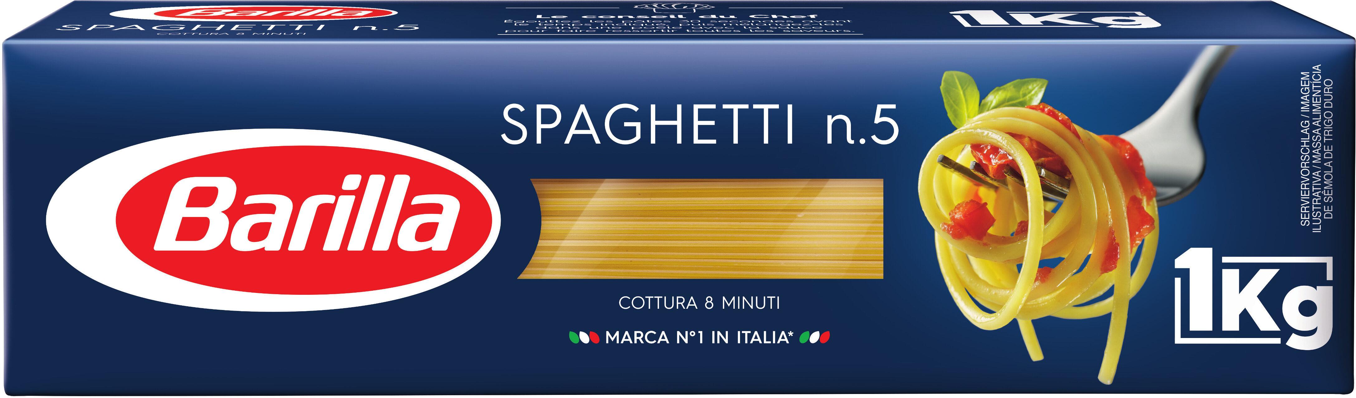 Pâtes Spaghetti - Produit
