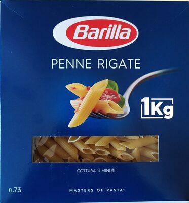 Pâtes Penne Rigate - Prodotto - fr