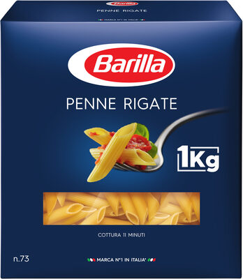 Pâtes Penne Rigate - Product - fr