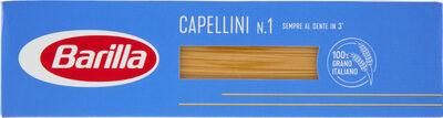 Barilla pates capellini n°1 - Product - fr