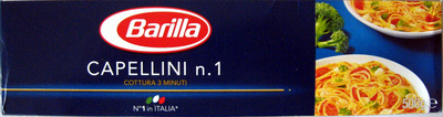 Capellini n.1 - Product