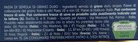 Barilla pates capellini n°1 - Ingredienti - it