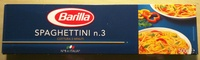 Spaghettini n°3 - Product