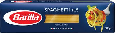 Spaghetti n°5 - Produit - fr