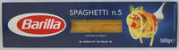 Pâtes alimentaires Spaghetti n.5 - Product - it