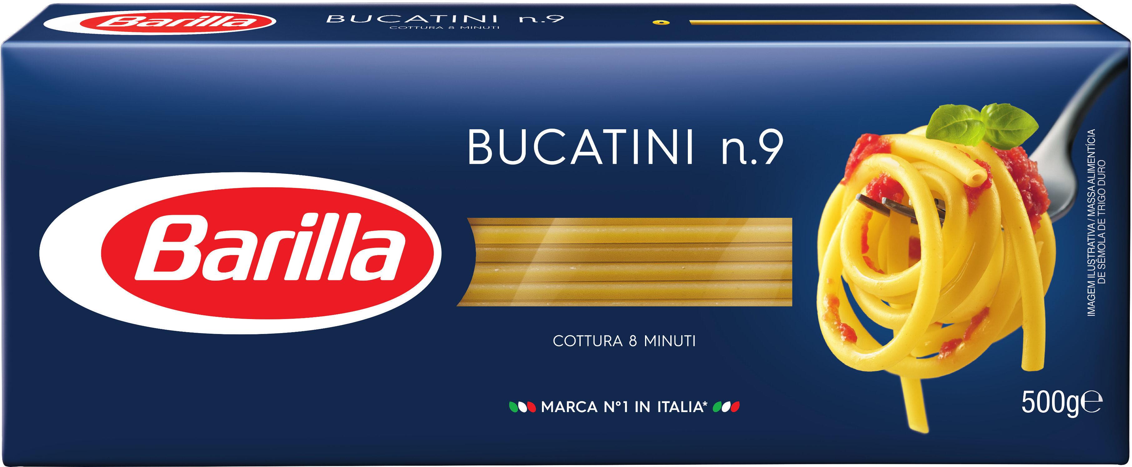 Pâtes Bucatini - Product - fr