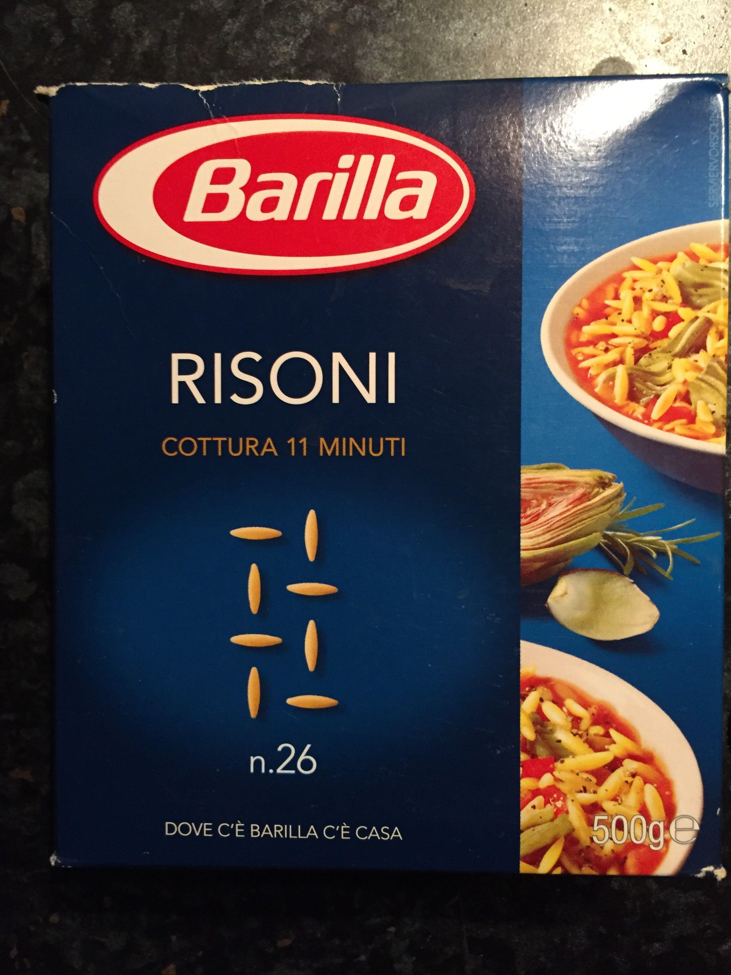 Risoni n° - Product - fr