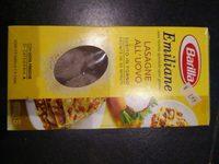 Lasagne all'uovo - Produkt - de
