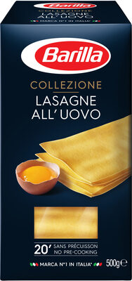 Lasagne all'uovo - Produit - fr