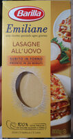Lasagne all'uovo - Product - it