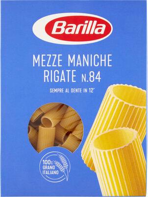 Mezze maniche rigate n - Prodotto - it