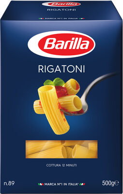 Rigatoni 500g imu eu - Product - fr