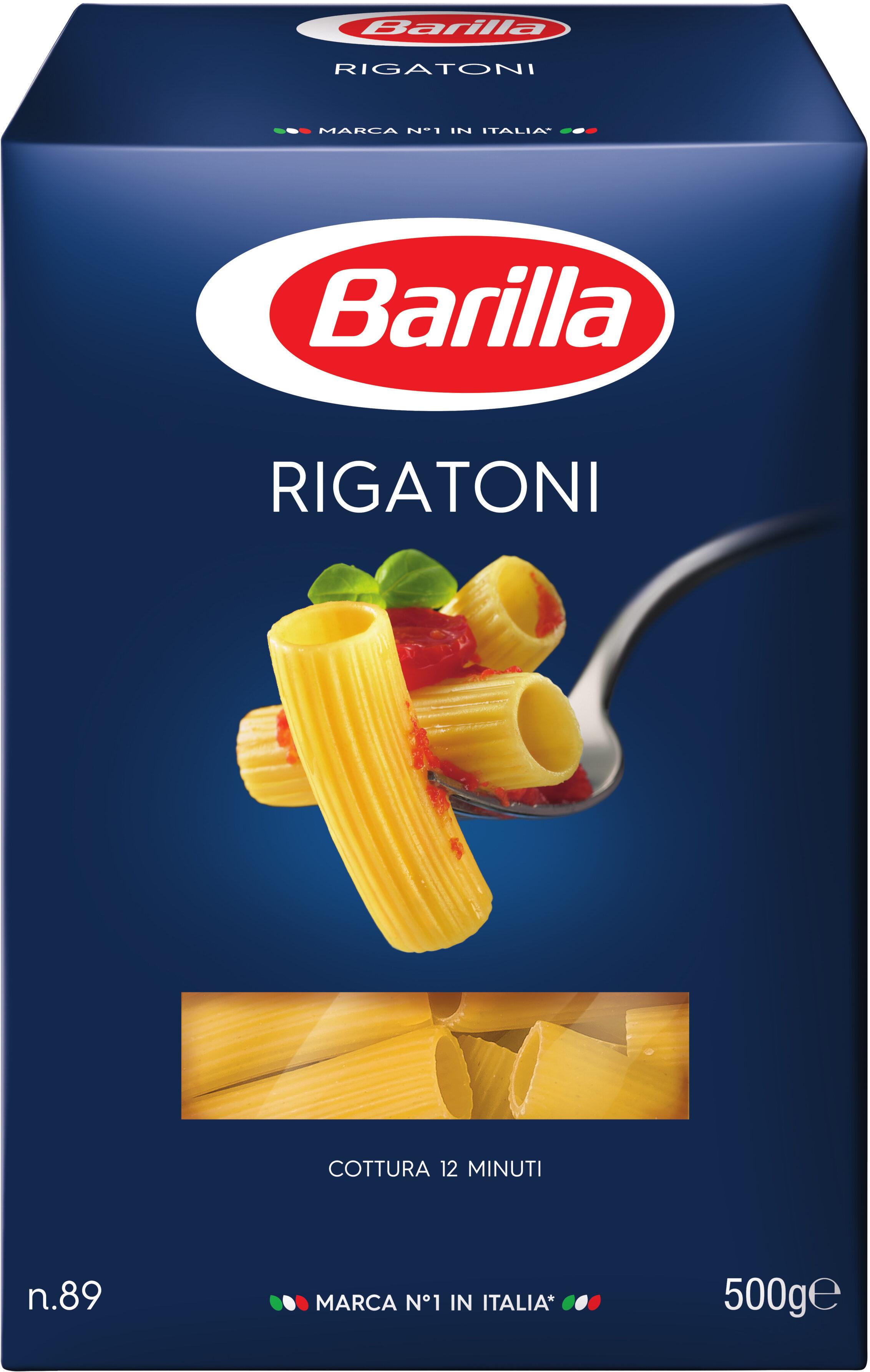 Rigatoni 500g imu eu - Prodotto - fr
