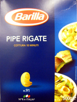 Pipe Rigate - Product