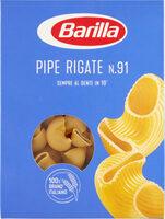 Pâtes Pipe Rigate - Prodotto - fr