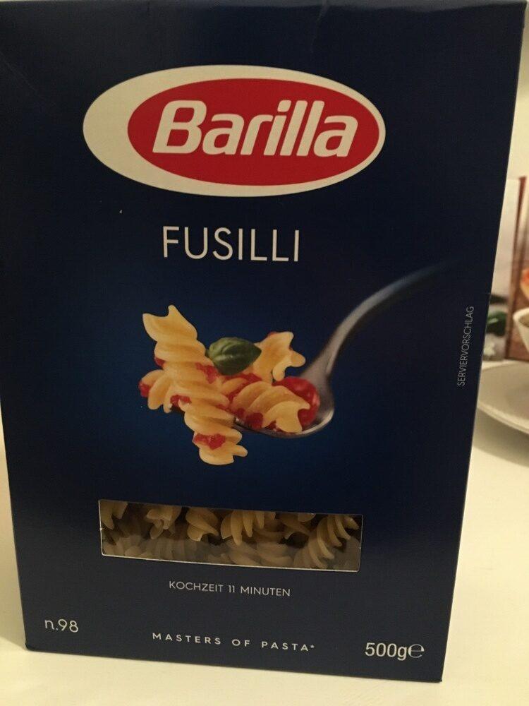 Barilla pates fusilli - Produkt - fr