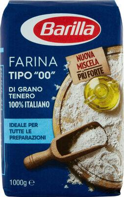Farina tipo 00 - Product - en