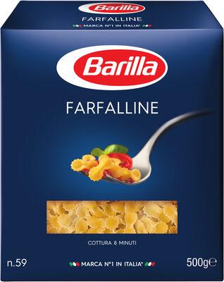 Pâtes Farfalline - Produit