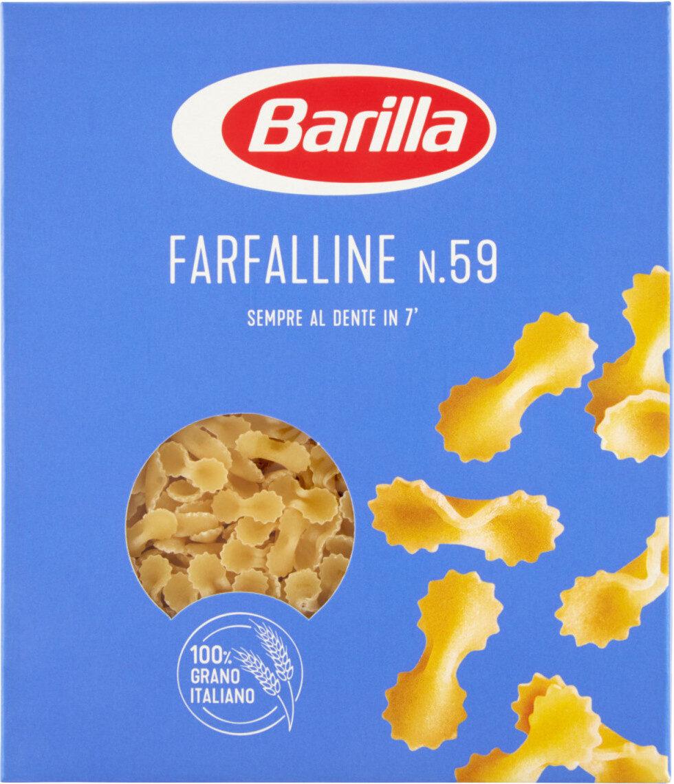 Pâtes Farfalline - Prodotto - fr