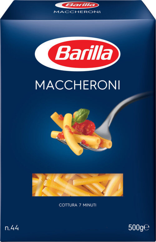 Pâtes Maccheroni - Prodotto - fr