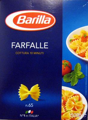 Farfalle n. 65 - Product