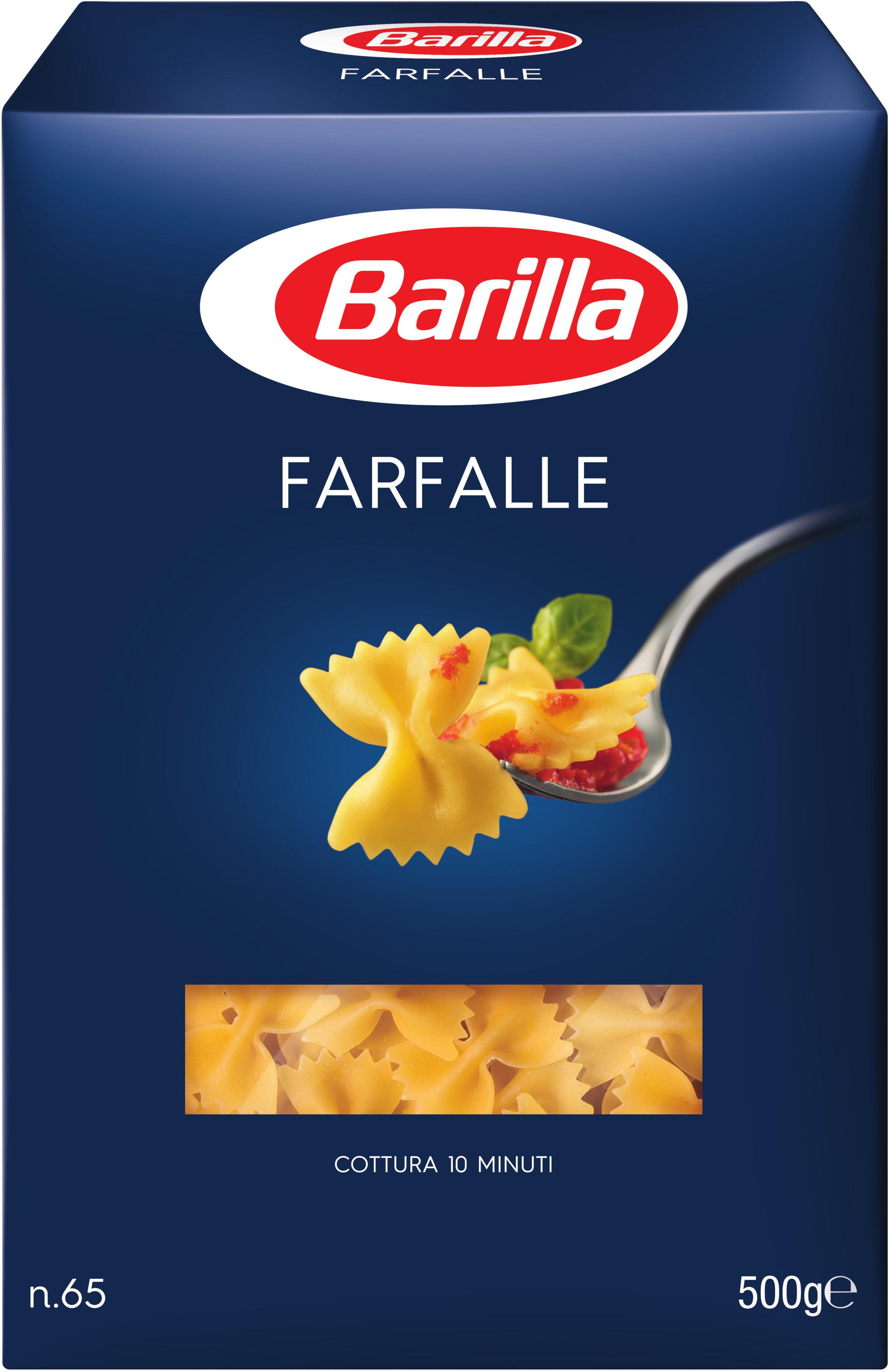 Pâtes Farfalle - Produkt
