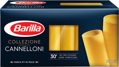 Pâtes Cannelloni - Product - fr